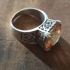 Jewelry - Sterling Statement Ring